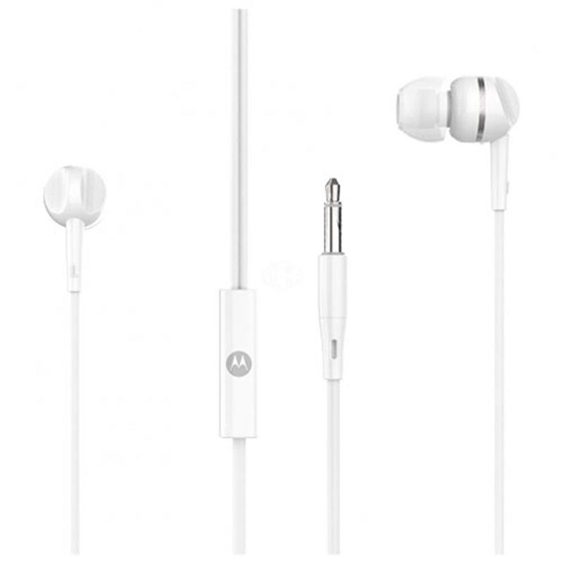 Motorola PACE105 Auricular manos libres blanco - Motorola PACE105 Auricular manos libres blanco