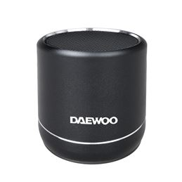 Daewoo DBT-212 Altavoz 5W bluetooth negro - dbt-212-single
