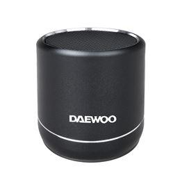 Daewoo DBT-212 Altavoz bluetooth negro - DBT-212-NEGRO