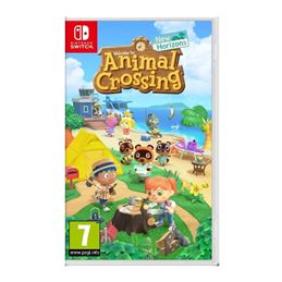 Animal Crossing: New Horizons - Juego Switch - SWITCH ANIMAL CROSSING NEW HORIZONS