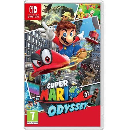 Super Mario Odyssey Juego Switch - super-mario-odyssey-n-switch