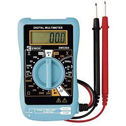 Emos EM-320A Multímetro Digital - 51sOP18xIhL._AC_