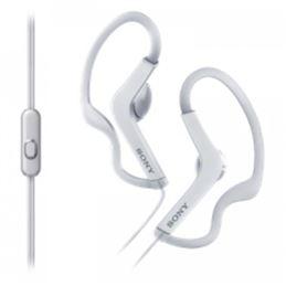 Sony MDR-AS210AP Auricular con micro Sport Blanco - SONY MDR-AS210AP BLANCO