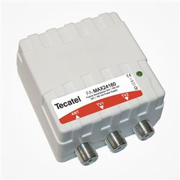 Tecatel FA-MAX24160 fuente alimentación 24V/60mAh - TECATEL FA-MAX24160