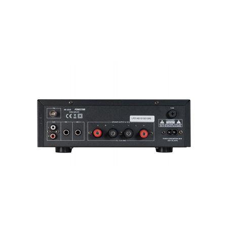 Foco PAR Plano 18x 1W RGB LEDs DMX IR Mando a distancia 151.287