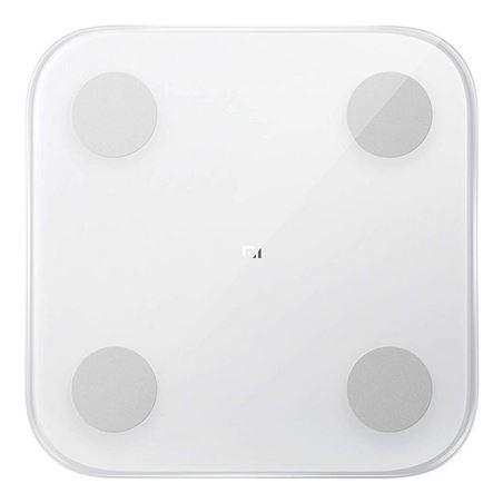 Xiaomi NUN4048GL Báscula Baño scale-2 blanco - Xiaomi nun4048gl báscula baño scale-2 blanco