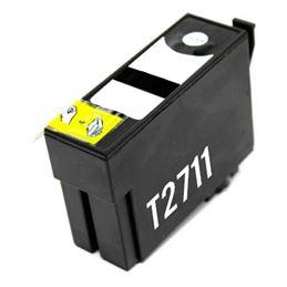 Cartucho tinta compatible Epson T2711 Negra - cartucho-tinta-epson-t2711-27xl-negro-compatible