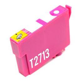 Cartucho tinta compatible Epson T2713 Magenta - cartucho-tinta-epson-t2713-27xl-magenta-compatible