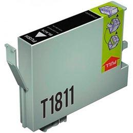 Cartucho tinta compatible Epson T1811 Negro - cartucho-tinta-epson-t1811-18xl-negro-compatible