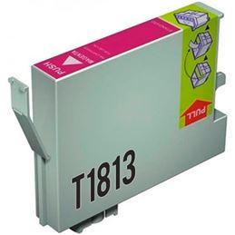 Cartucho de tinta compatible Epson T1813 magenta - cartucho-tinta-epson-t1813-18xl-magenta-compatible