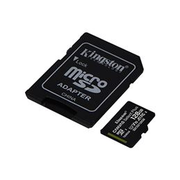 Kingston Tarjeta Micro SD 128GB CANVAS Select Plus - SDCS2-128GB-2