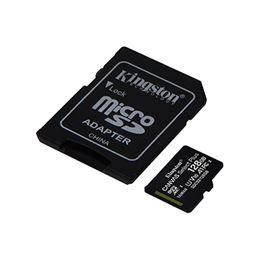 Kingston Tarjeta Micro SD 128GB Canvas Select Plus - SDCS2-128GB-2
