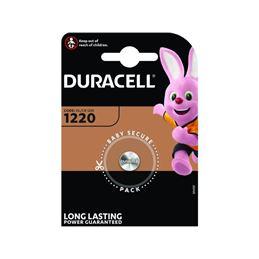 Duracell CR1220 Pila Lítio 3V - Duracell-cr1220