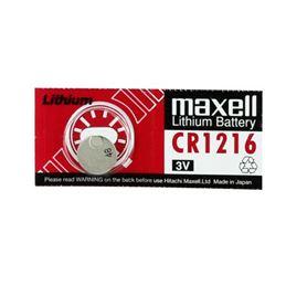 Maxell CR1216 Pila de lítio 3V x1 - Maxell-cr1216.