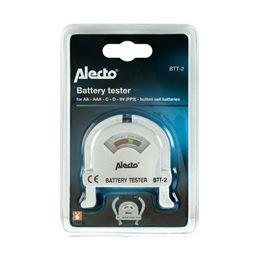 Alecto BTT-2 Comprobador baterías AA/AAA/C/D/9V - tesbat003_v01_01