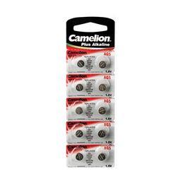 Camelion AG5 Pila botón alcalina 1,5V unidad - pal165_v01_pack01