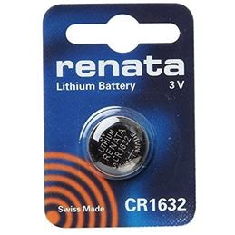 Renata CR1632 Pila de lítio 3V - RENATA-CR1632