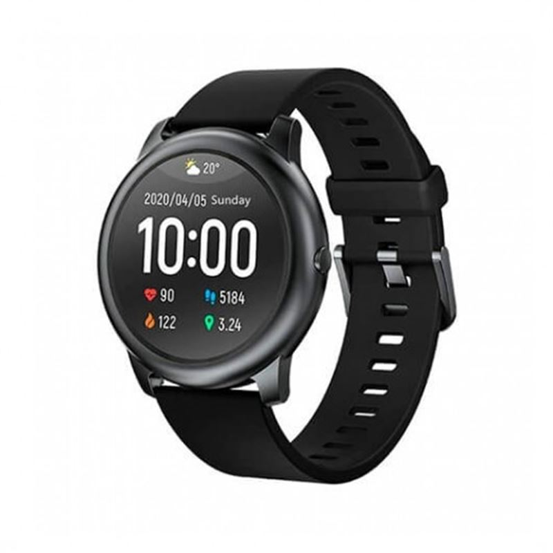 Xiaomi LS05 Smartwatch Haylou Solar negro - smart-watch-haylou-solar-ls05-negro