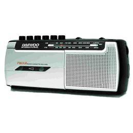 Daewoo DRP-107 Radio con Cassette - daewoo-drp-107
