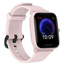 Amazfit Bip U Smartwatch Rosa - amazfit-bip-u-rosa