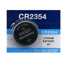 Panasonic CR2354 Pila de lítio 3V x1 - PANASONIC CR-2354