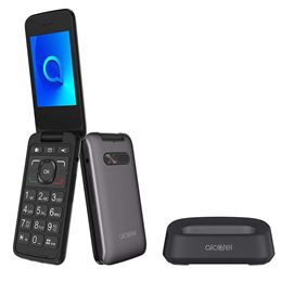 Alcatel 3026X Teléfono Móvil Metalic gris - alcatel-3026-gris