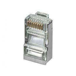 CON922 Ficha rj-45 8p8c conector FTP Cat6 blindado - nimo con922