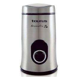 Taurus AROMATIC Molinillo acero 50Gr. 150W. - TAURUS AROMATIC ACERO 50GR