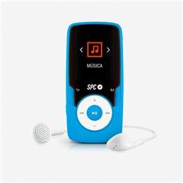 SPC 8598A Reproductor Mp4 8GB Azul - 8598A