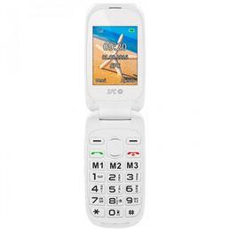 SPC 2304B Harmony Teléfono para Mayores Blanco - SPC-HARMONY-BLANCO