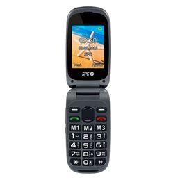 Spc 2304 Harmony Teléfono Móvil Mayores Negro - SPC-HARMONY-NEGRO