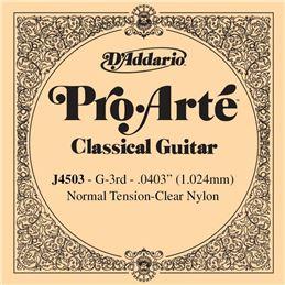 D´Addario EJ-45-03 Cuerda Guitarra Española - cuerda-guit-esp-j-45-03