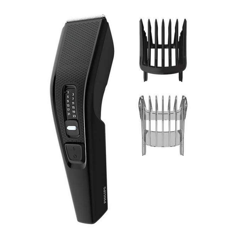Philips HC3510/15 Cortapelo eléctrico Series 3000 - philips-hc3510_15-cortapelos-para-cabello-y-barba