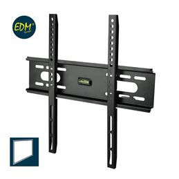 Edm 50137 Soporte TV Pared 22-50 pulgadas negro - Edm 50137 Soporte TV Pared 22-50 negro