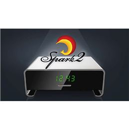 GI SPARK2 Receptor satélite HD Android-4 dorado - GISPARK2