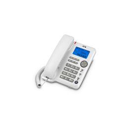 SPC 3608 Office ID Teléfono Fijo Blanco - spc telecom 3608 blanco