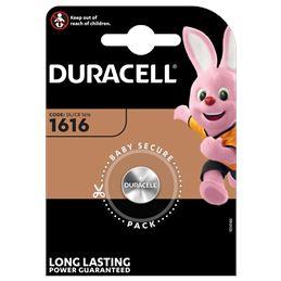 Duracell CR1616 Pila Lítio 3V - duracell-cr1616