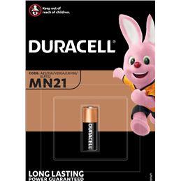 Duracell MN21 Pila Alcalina 23A 12V. x1 - DuracellMN21