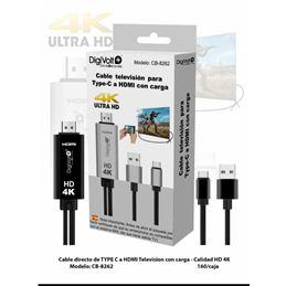 Digivolt CB-8262 Cable Mhl Tipo-C a Hdmi 4K - 20201105_173446