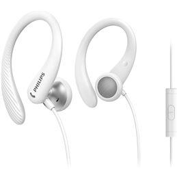 Philips TAA1105 Auriculares deportivos c/micro Bla - Philips TAA1105 Auricular Deportivo blanco