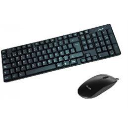 Link LL-KB-816 Teclado+ratón USB negro - L-Link LL-KB-816 Teclado+ratón USB negro_1