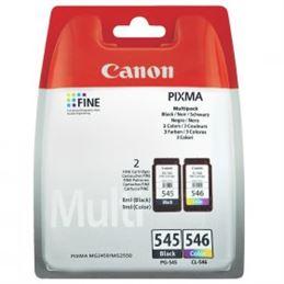 Cartucho tinta original Canon PG-545+CL-546 - Cartucho tinta original Canon PG-545-CL-546 (pack)