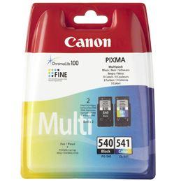 Cartucho tinta original Canon PG-540+CL-541 Negra - Cartucho tinta original CANON PG-540+CL-541 pack