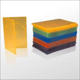 DTI DTA-15175 Estuche CD/DVD Colores (20-UD) - DTI 15175