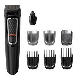 Philips MG-3730 Cortapelo y barba recargable 8en1 - philips mg3730-15