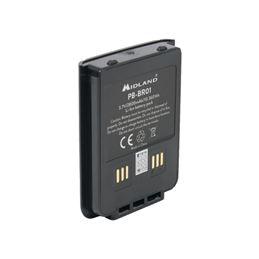 Midland PB-BR01 Batería lítio 3,7V/2800mAh.(BR-01) - acumulator-midland-pb-br01-1000x1000