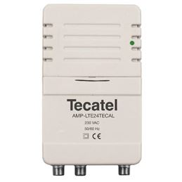 Tecatel AMP-LTE24TECAL Amplificador int. LTE700 5G - AMP-LTE24TECAL