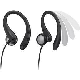 Philips TAA1105 Auriculares deportivos c/micro Neg - TAA1105BK