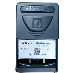 Johansson 6040C48 Filtro LTE2 5G Tetra Exterior - JOHANSSON JH604048 (JH6040-C48)
