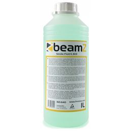 Beamz 160640 Líquido máquina humos 1,00L. verde - BEAMZ 160640 LIQUIDO HUMOS 1L. VERDE